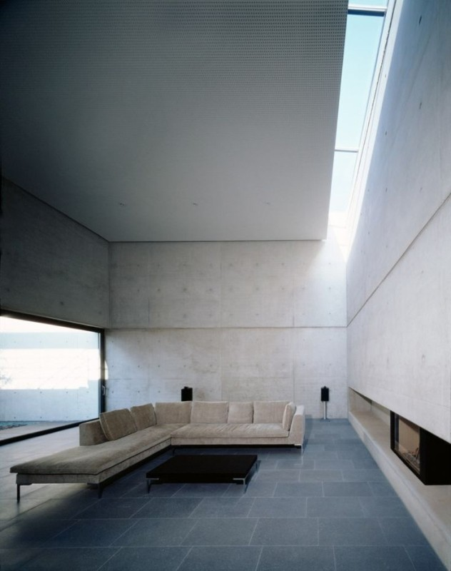 Get the look modern minimalist style for Concrete minimalist house