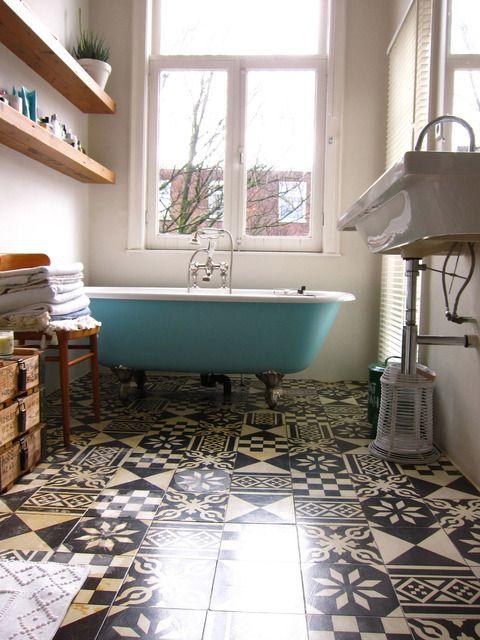 eclectic bathroom2