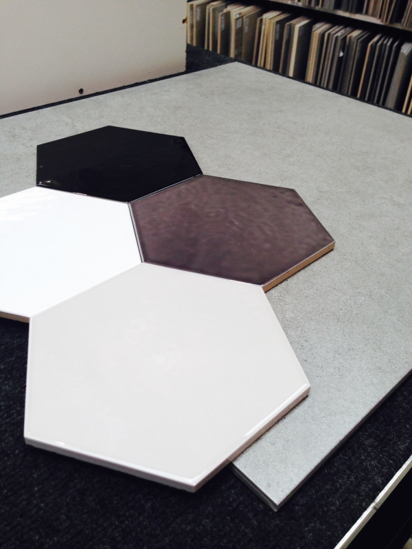 Hexagonal Tile Selection Amp Patricia Urquiola Designs For