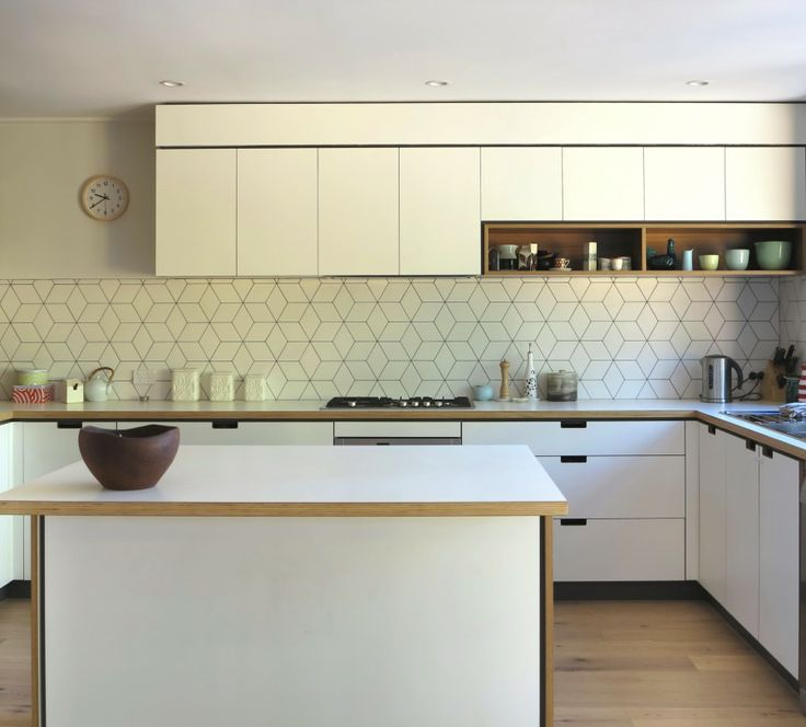 Tiled Splashbacks Are Back Get Your Feature Tile Fix At