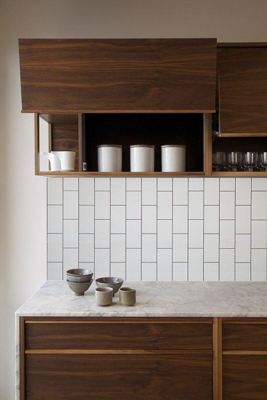 10 inspiring ways to use subway tiles in your home for Carrelage metro parisien