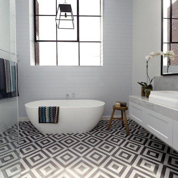 Küchenboden Grau: Bathroom Renovation Inspiration