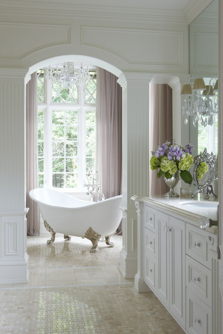 Vintage tub inspiration the ultimate bathroom feature for Ultimate bathrooms