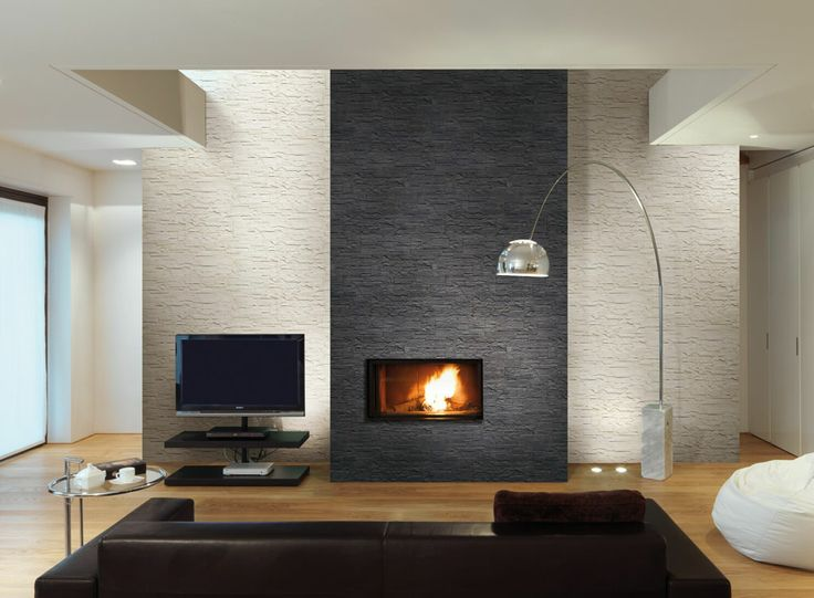 Real fireplaces