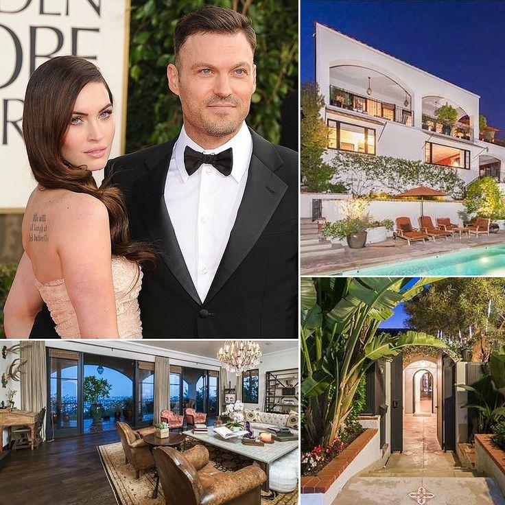 Megan Fox and Brian Austin Green's love lair