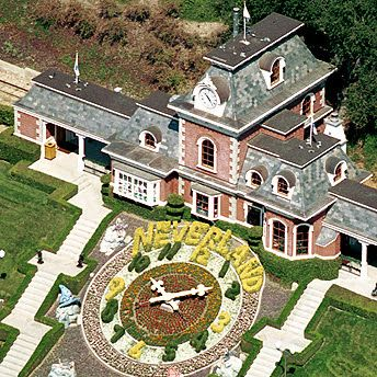 Michael Jackson Neverland Ranch Hollywood Celebrity Home