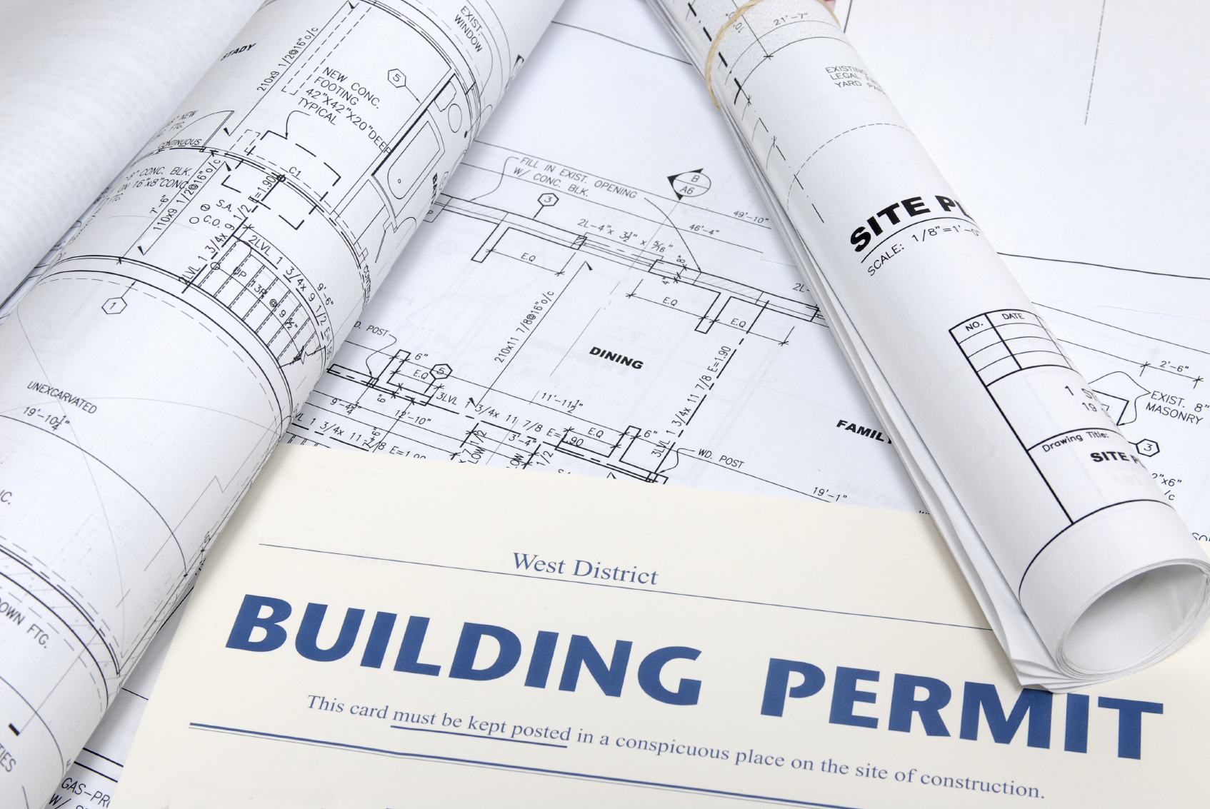 Why Is It So Hard To Get A Building Permit Approved In
