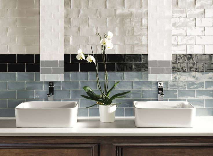 handmade look subway tile handmade subway tiles inspiration image gallery 4836