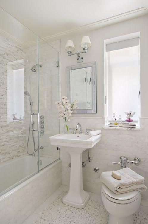 Put Pedestal Sinks On A Pedestal Tilejunket