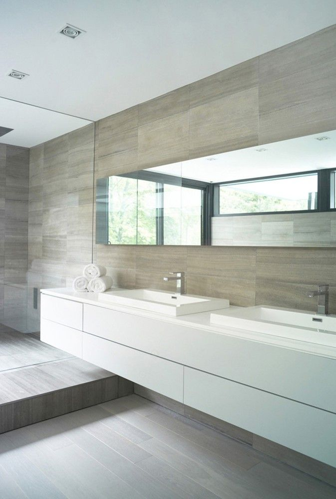 Timber Look Tiles Are Simply Stunning - Be Inspired on bedrooms with wood, white bathroom with wood, bathroom decorating with wood, lighting with wood, glass tiles with wood, small bathrooms tile, kitchen cabinets with wood, bathroom tiles with wood,