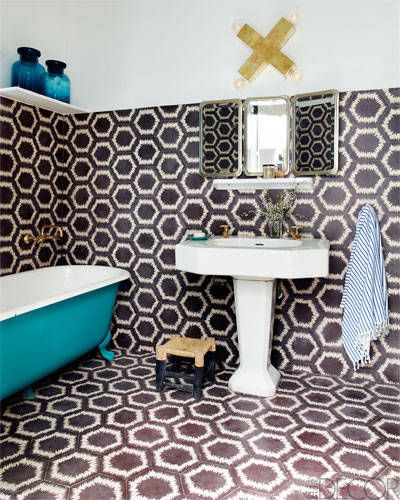 Quirky Bathrooms